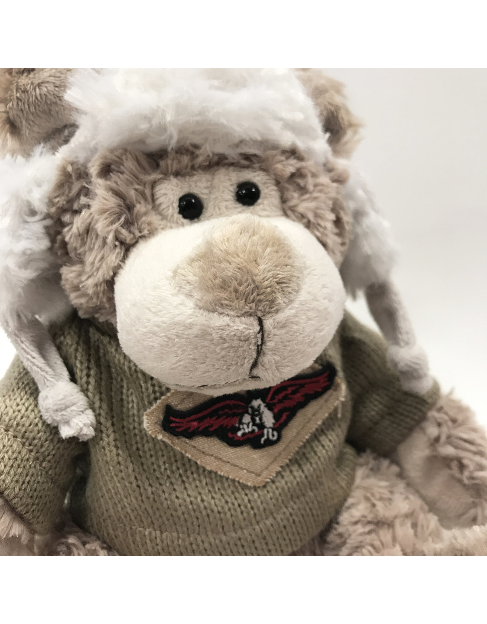Mascot Factory PLUSH BEAR - NORDIC 8