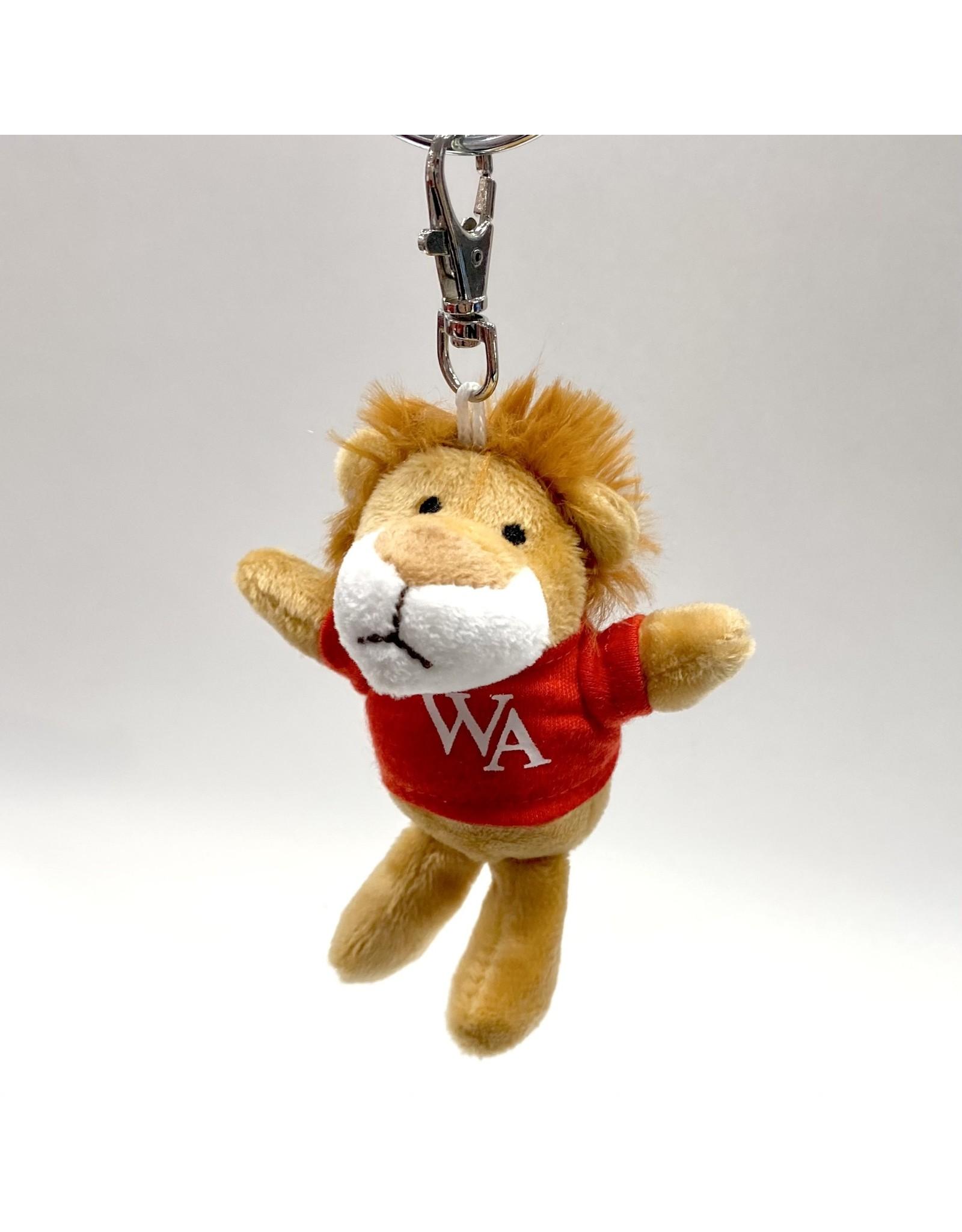 Mascot Factory PLUSH KEYCHAIN LION