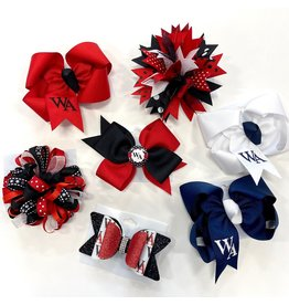Handmade Vendor Hair Bow -