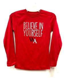 """College Kids """"Be You"""" Youth LS T Shirt"""