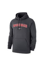 NIKE Club Fleece Hooded Sweatshirt in X-Large