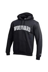 Champion Woodward Hooded Sweatshirt In Black