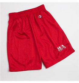 Champion Mesh Shorts in Red