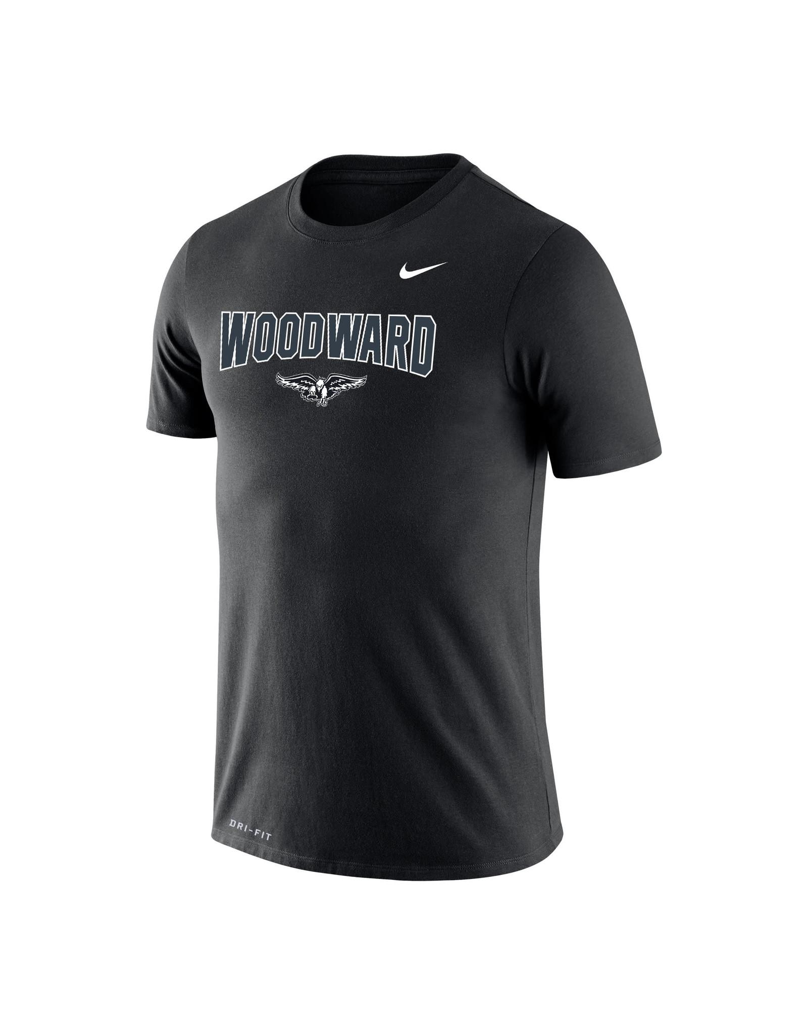NIKE Legend Dri-Fit SS T Shirt in Black
