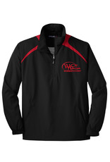 Pennant Woodward 1/4 Zip Pullover Windshirt