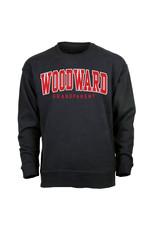 Ouray Grandparent Crew Sweatshirt in Black