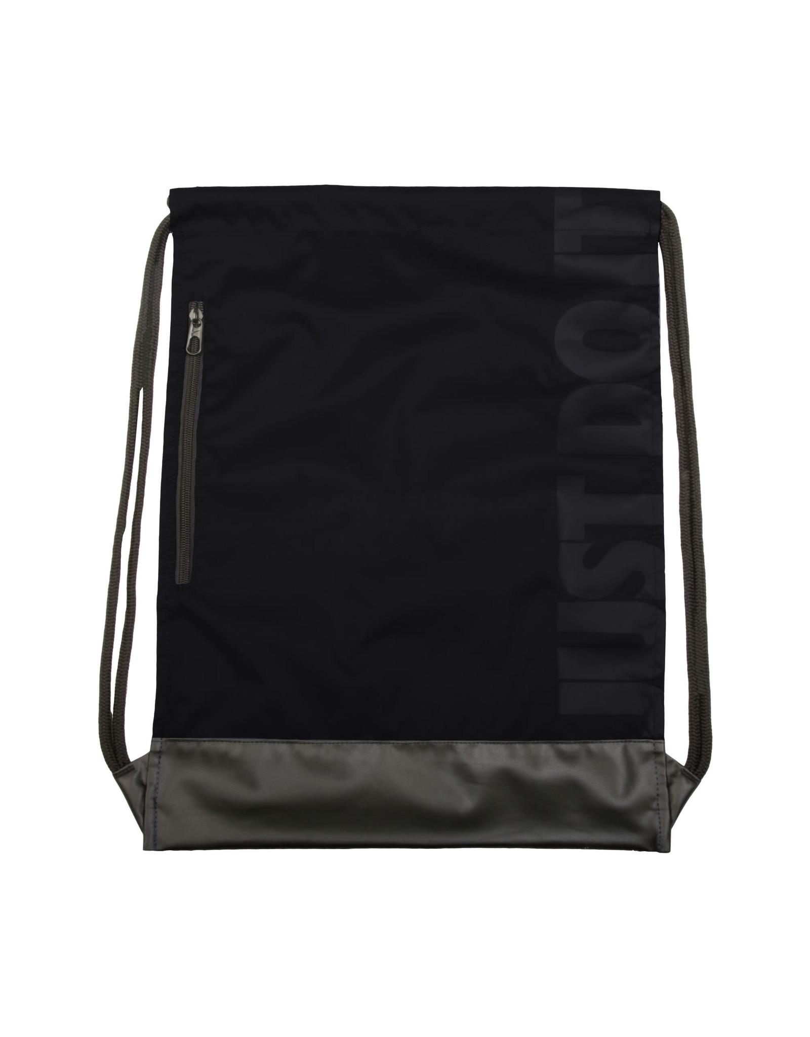 NIKE NIKE Brasilia String Bag Sack in Black