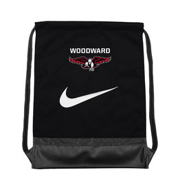 NIKE STRING BAG NIKE BRASILIA SACK BLACK
