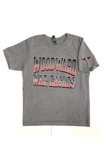 Ouray Youth Vintage Sheer SS Tee in Grey