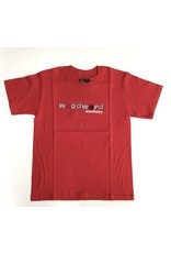 Youth Red Dot Woodward T Shirt