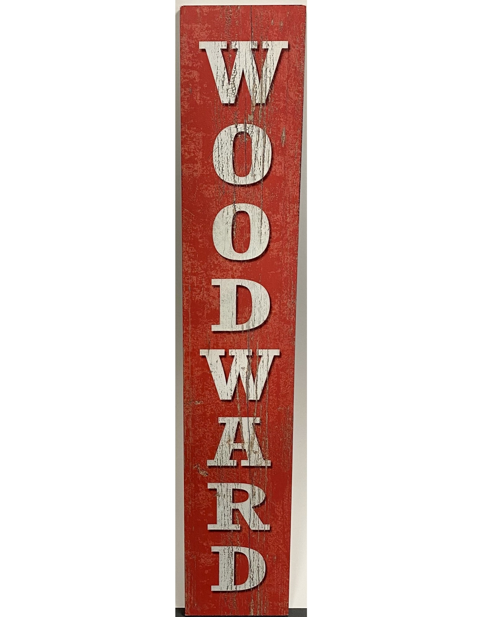 Legacy PLAQUE LEGACY -VERTICAL WOODWARD