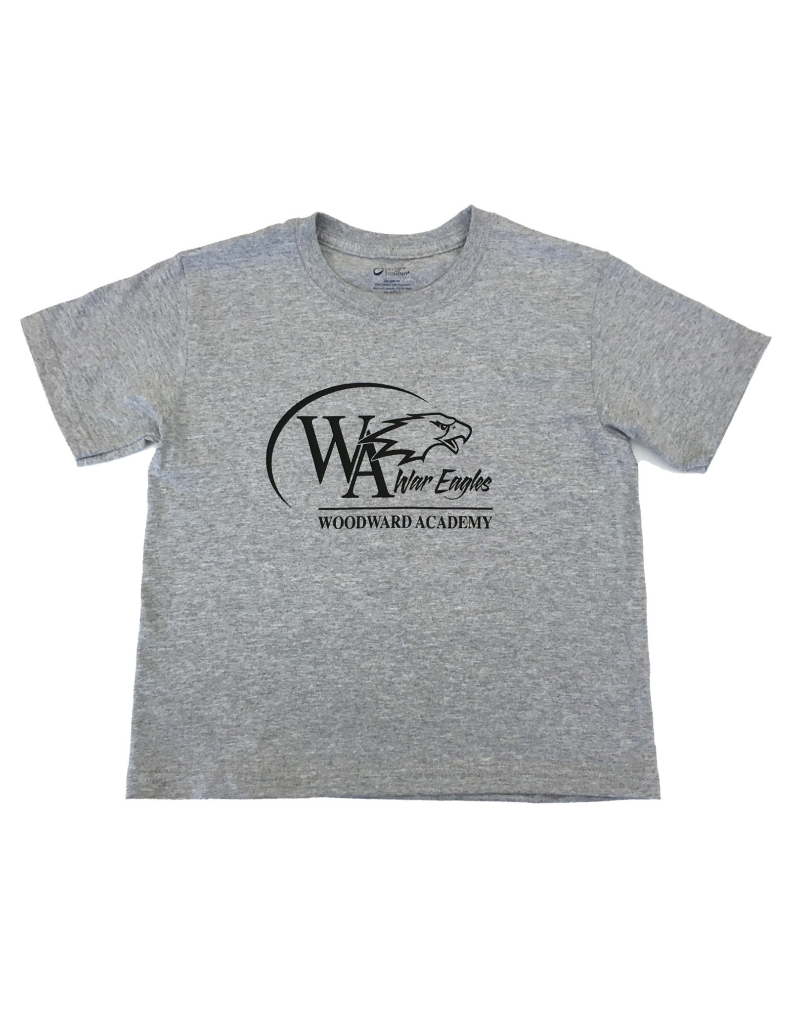 Youth Grey Athletic T Shirt