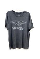 NIKE Tri-Blend SS T Shirt (LARGE)
