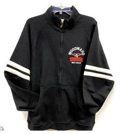 Ouray Sale Benchmark Full Zip Sweatshirt in Black