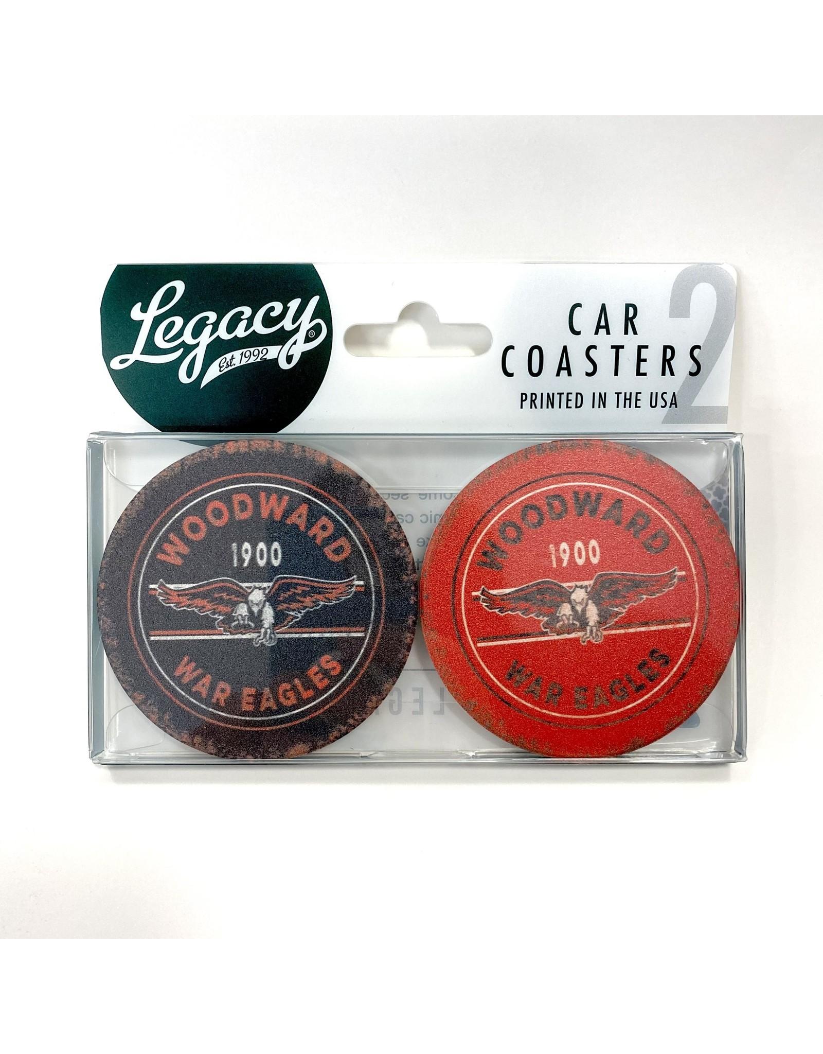 Legacy Coaster Car Set of 2 by Legacy