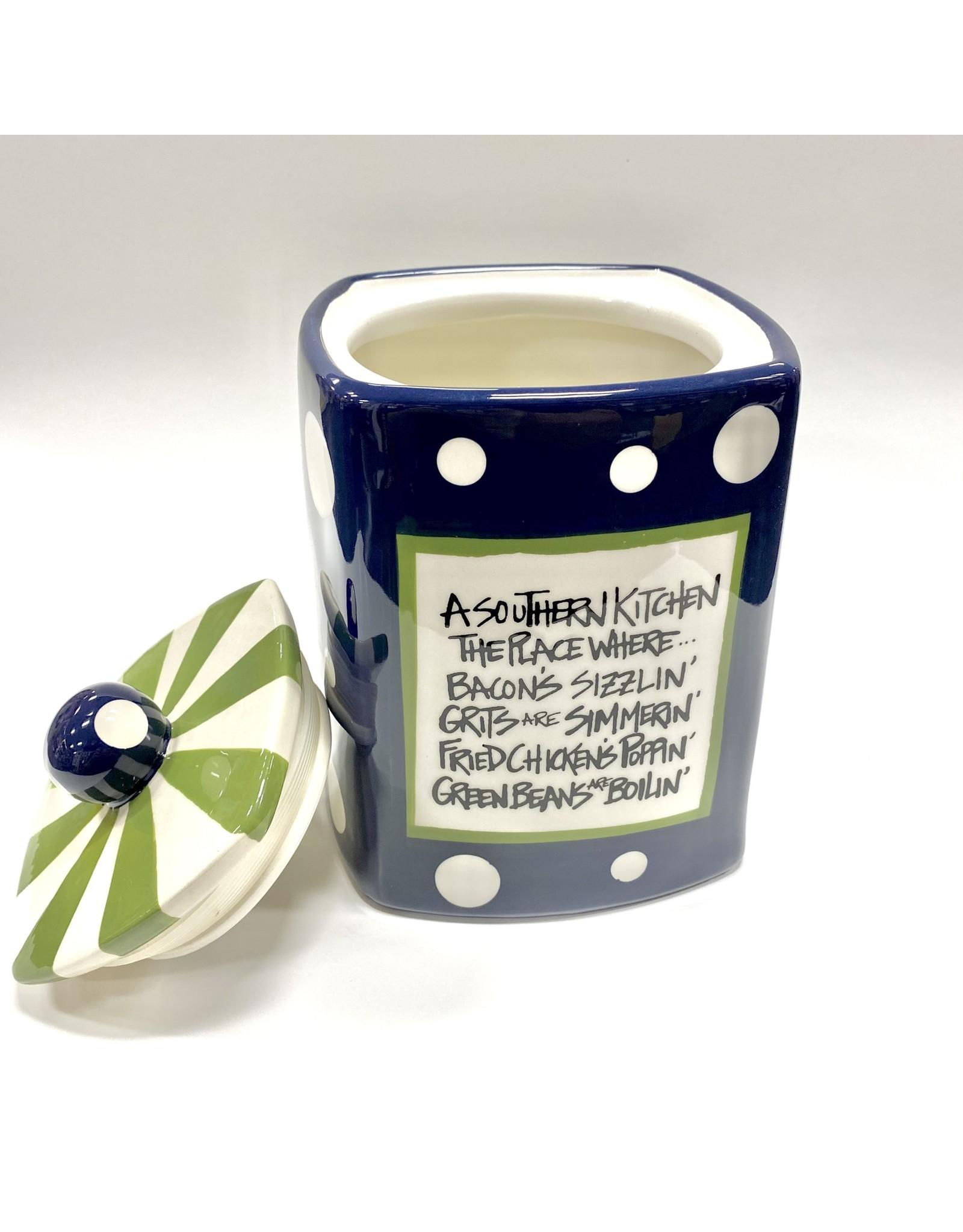 "Magnolia Lane Cookie Jar ""The South"" by Magnolia Lane"