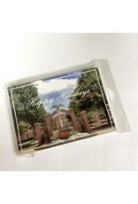 STATIONERY WA HOLIDAY GATE CARD SET (QTY 10)
