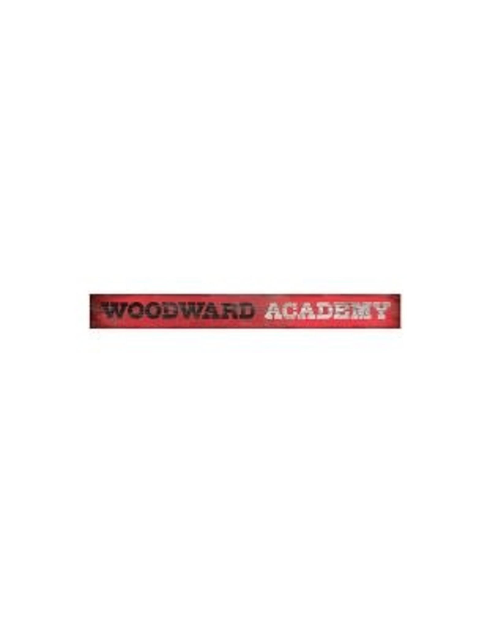 Legacy PLAQUE LEGACY -WOODWARD ACADEMY