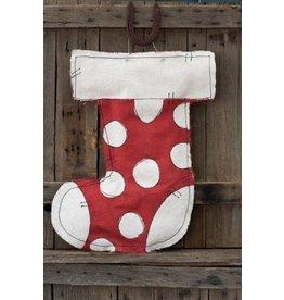 Christmas Stocking Burlee