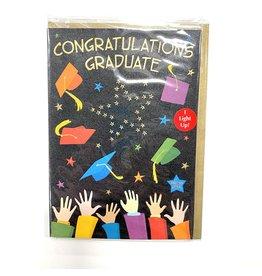 Design Design Greeting Card - Congratulations Graduate