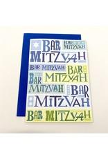 Design Design Greeting Card - Bar Mitzvah
