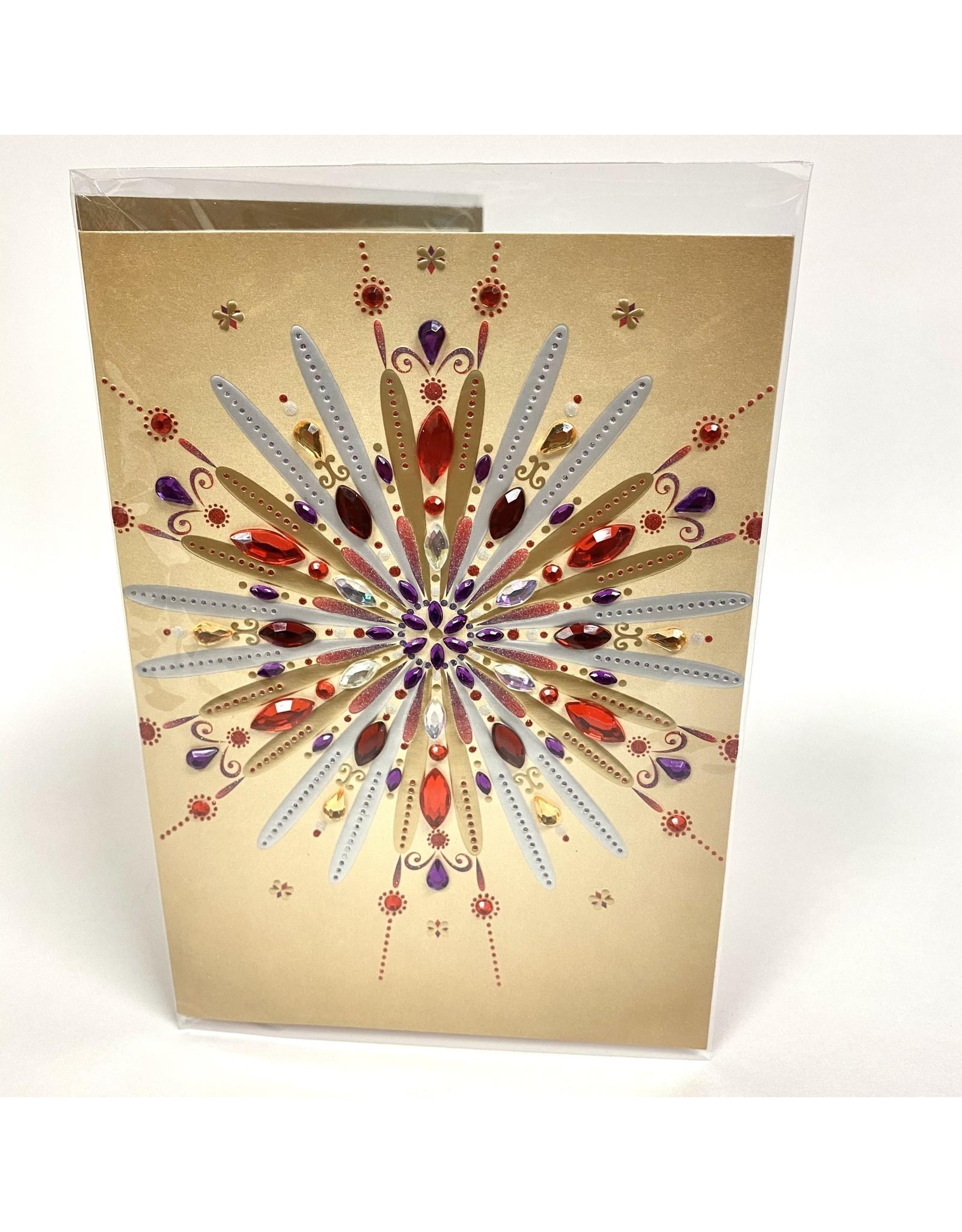 Design Design Greeting Card - Christmas Sparkle
