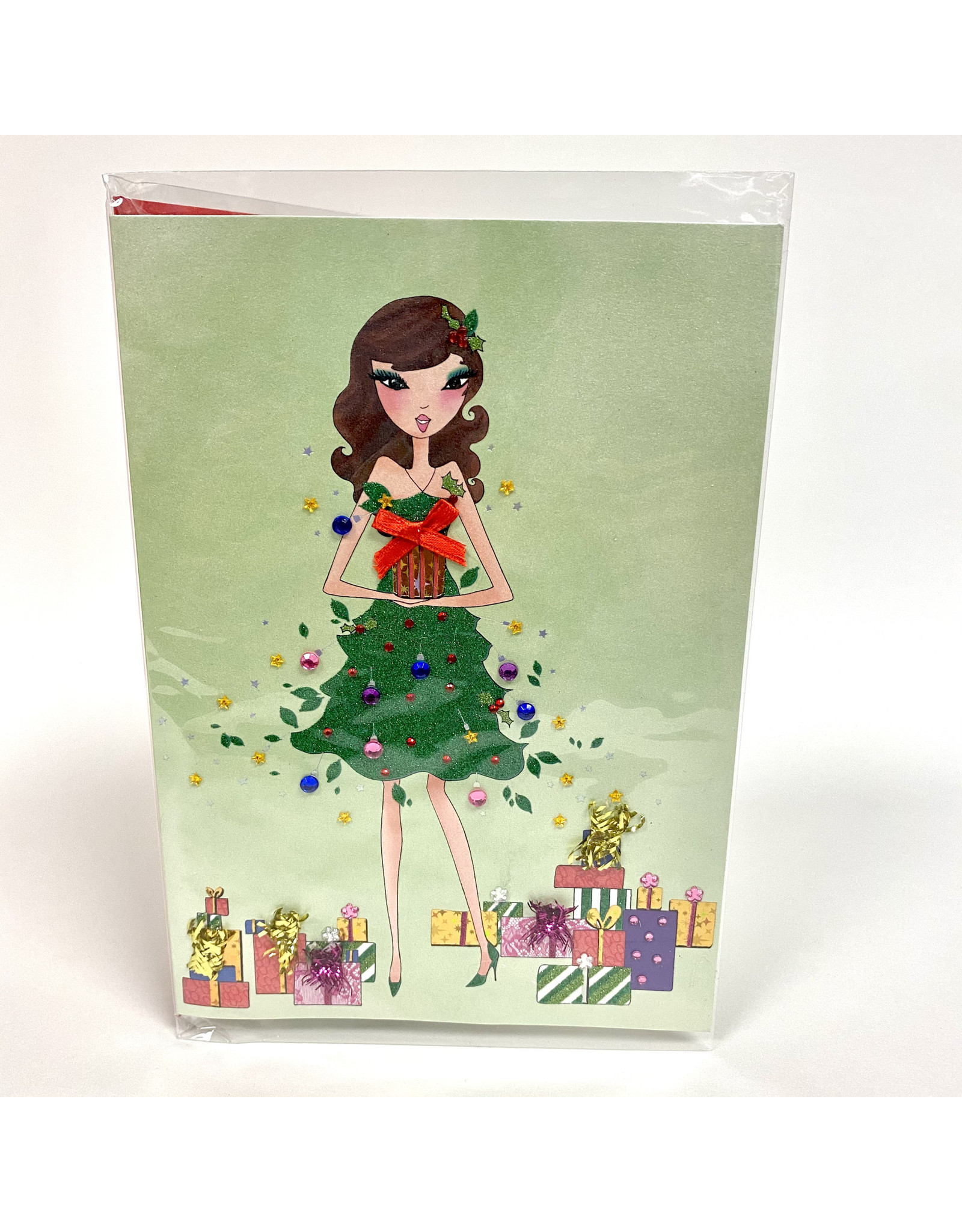 Design Design Greeting Card - Fabulous Christmas