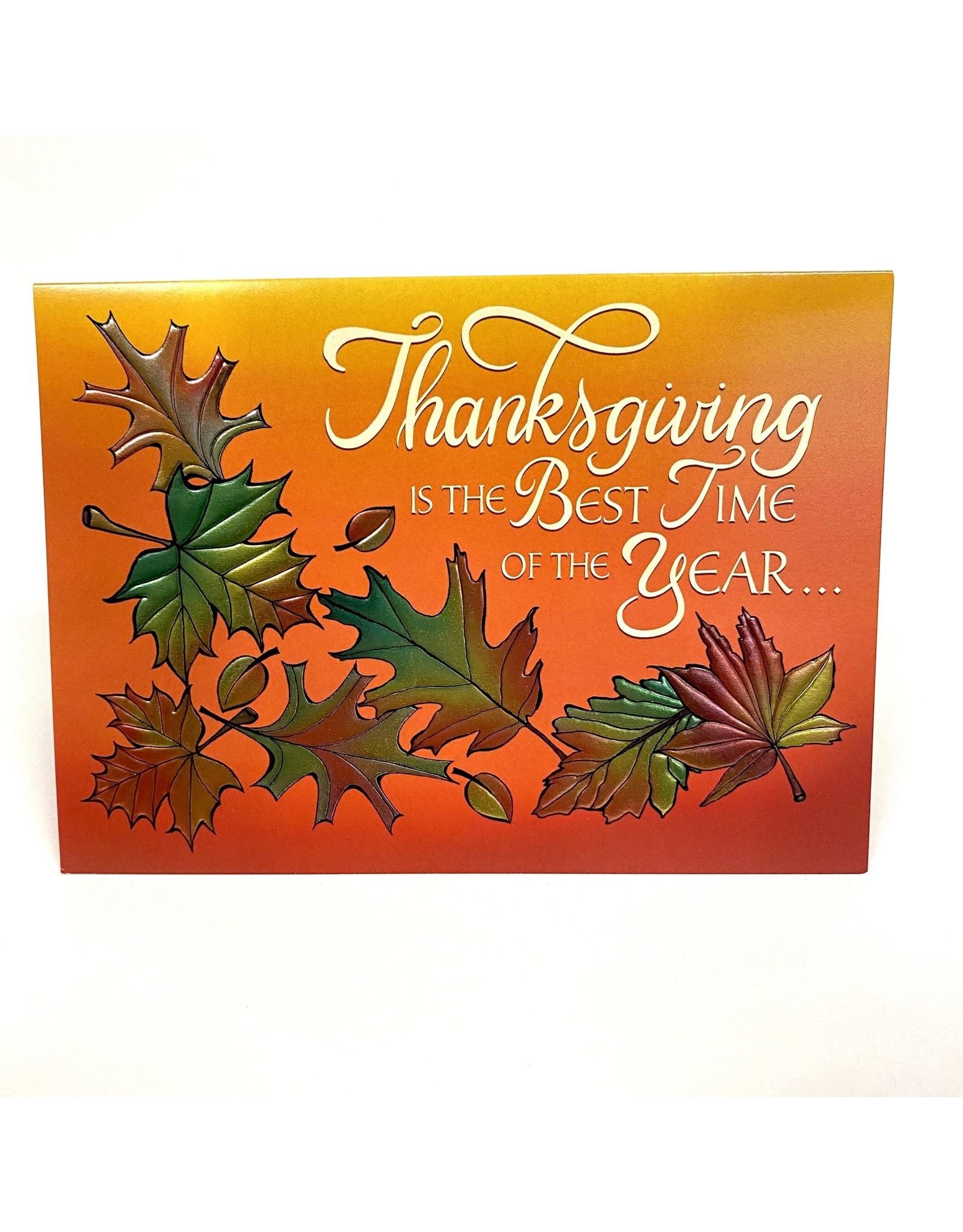 Design Design Greeting Card - Thanksgiving