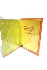 Design Design Greeting Card - Trick or Treat