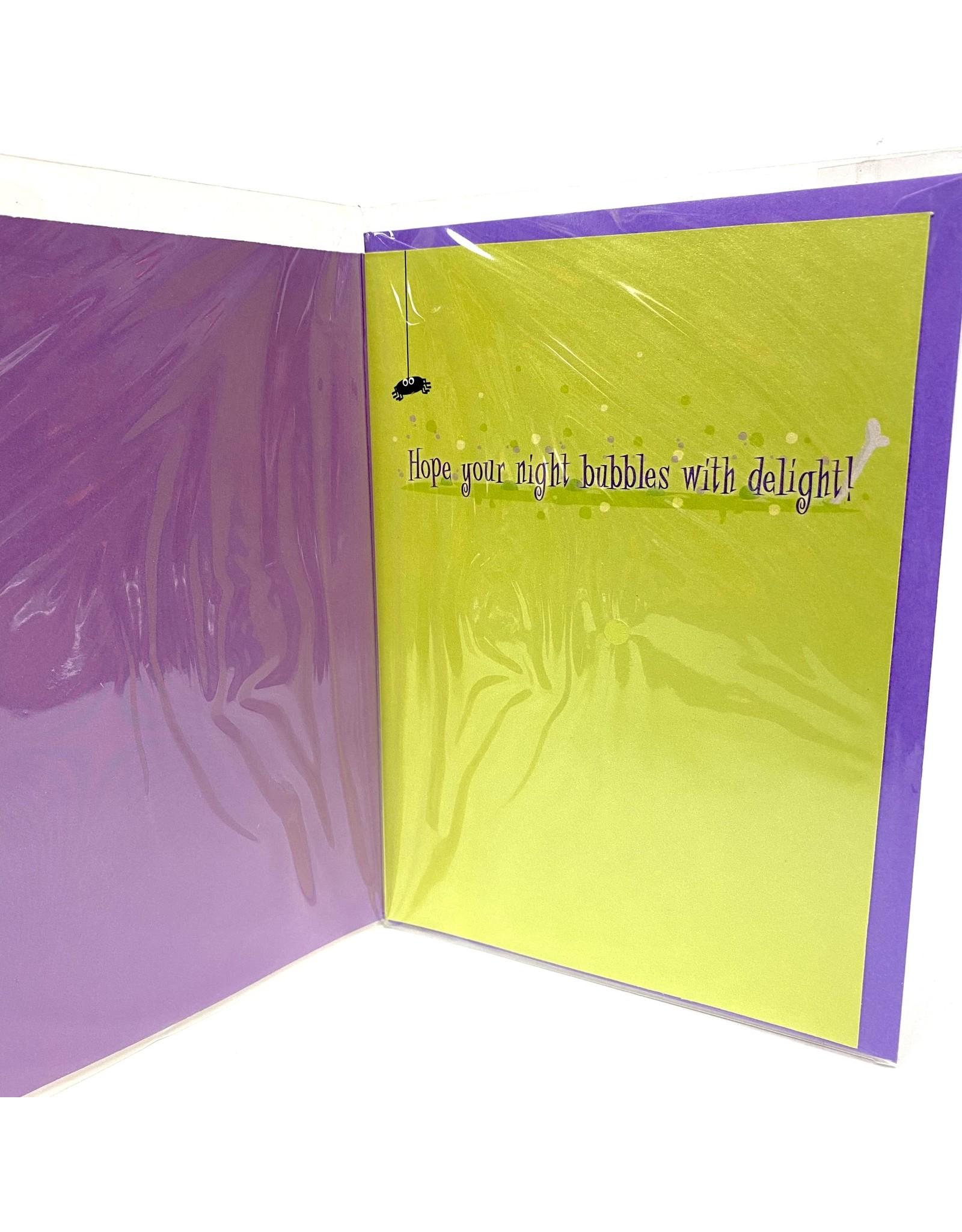 Design Design Greeting Card - Happy Halloween