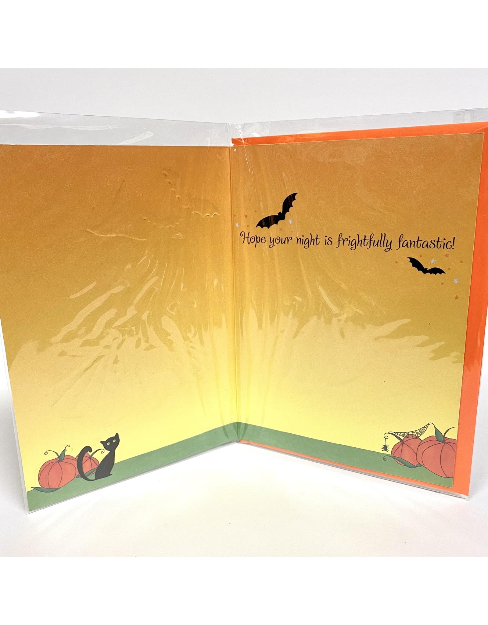 Design Design Greeting Card - Fantastic Halloween
