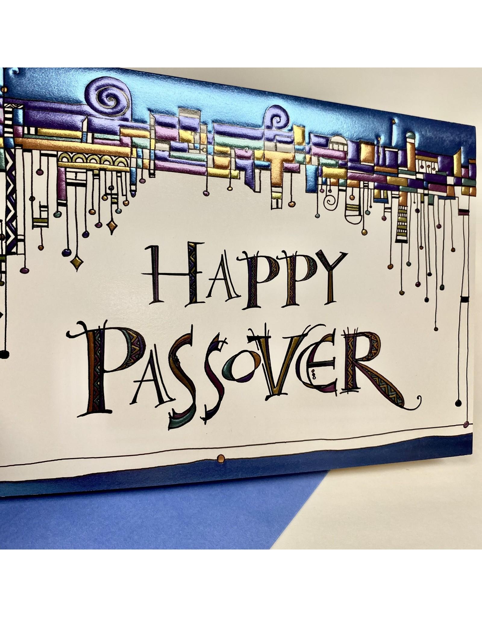 Design Design Greeting Card - Happy Passover