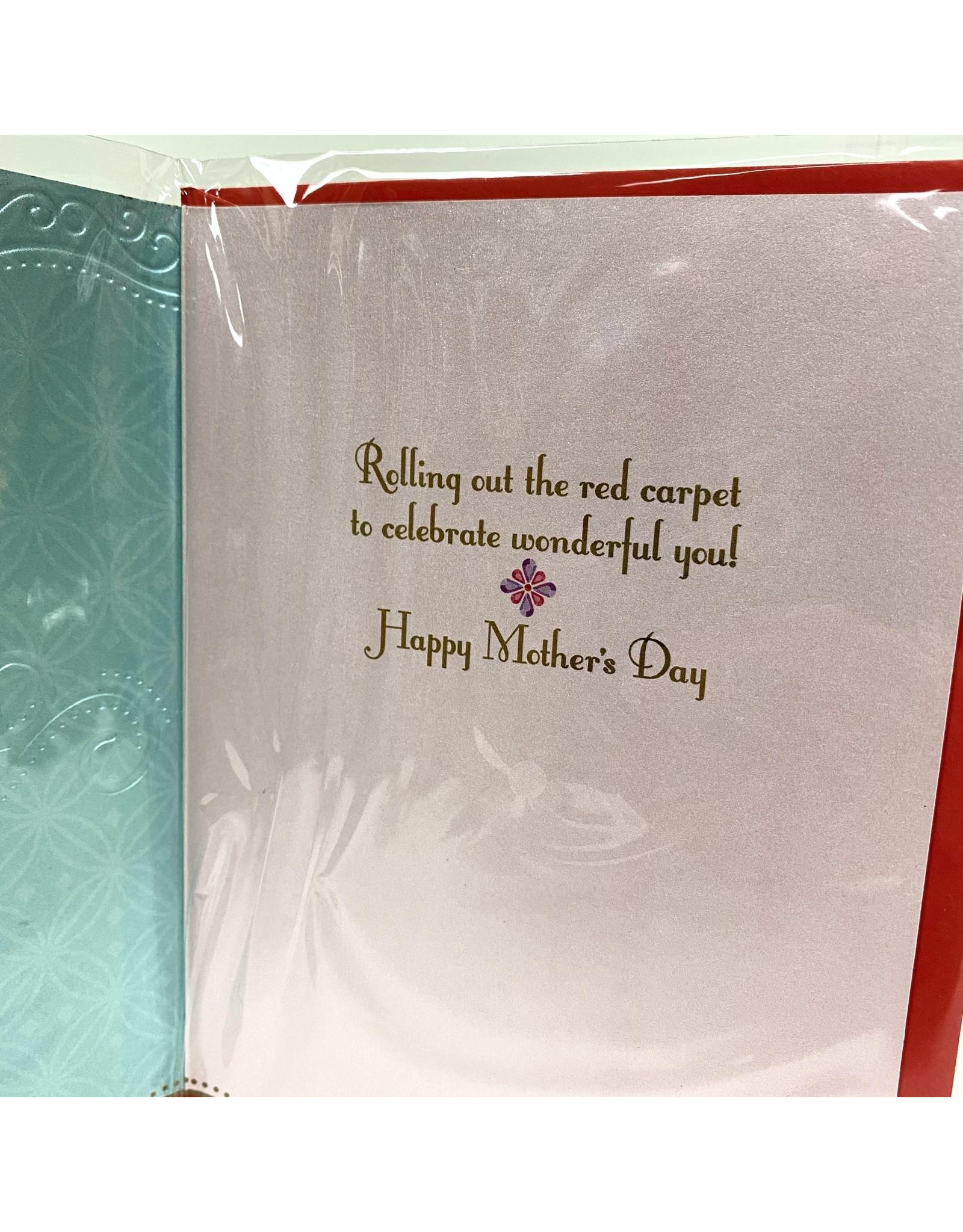 Design Design Greeting Card - Mom