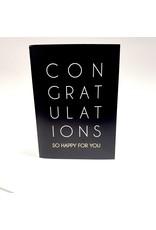 Design Design Greeting Card - Congratulations