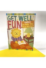 Design Design Greeting Card - Get Well