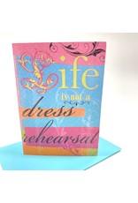 Design Design Greeting Card - Encouragement