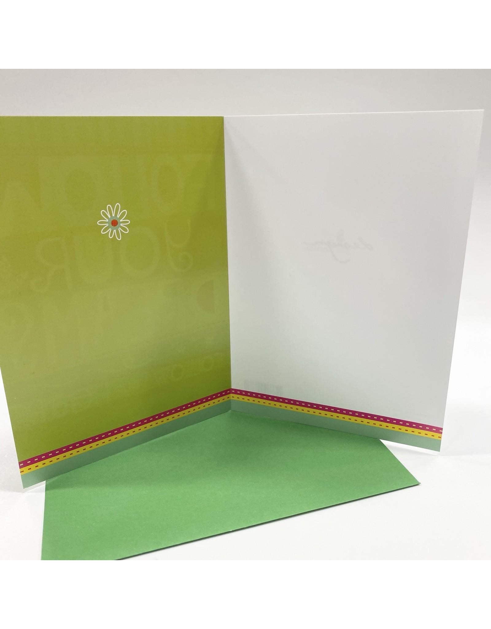 Design Design Greeting Card - Encouragement / Blank
