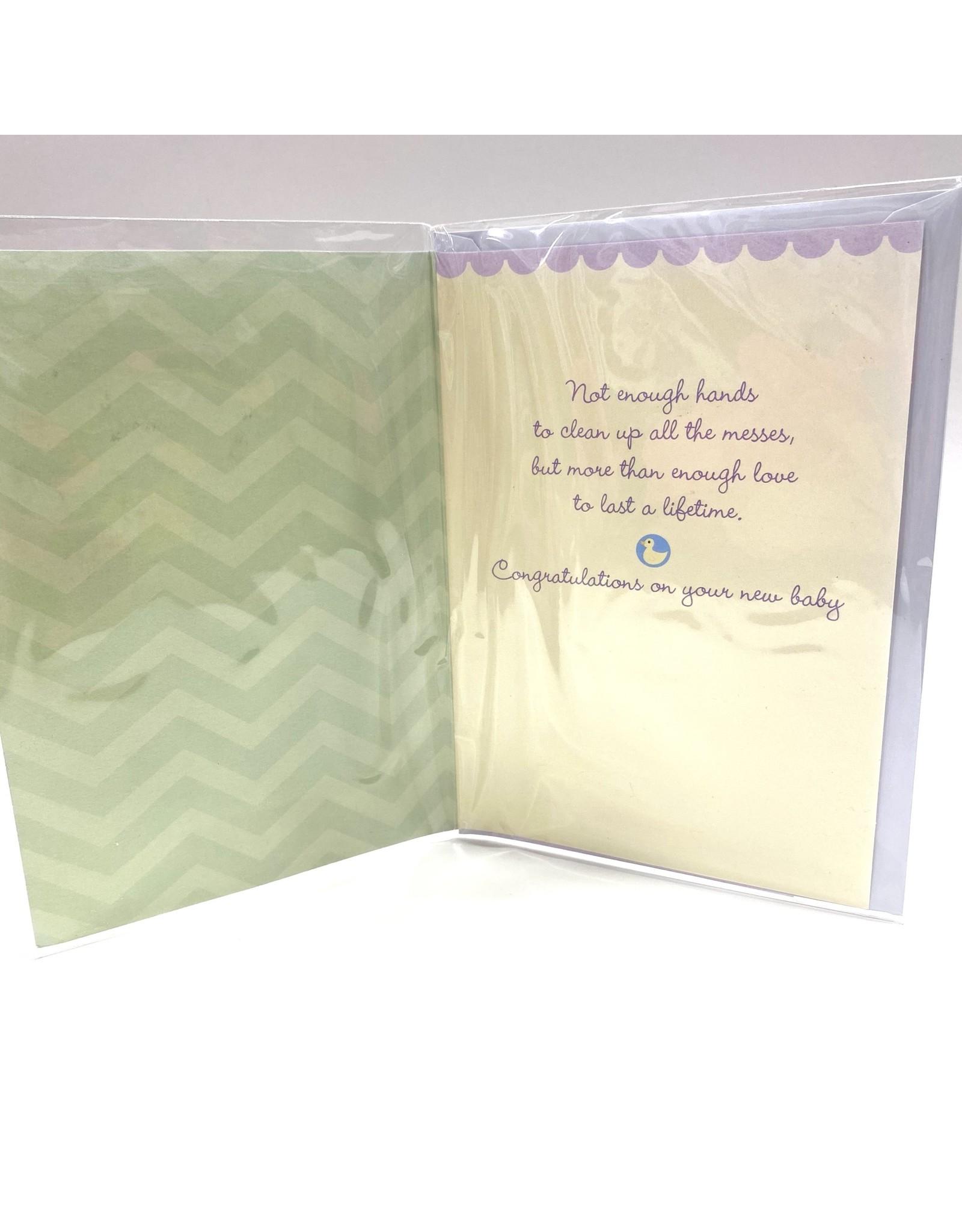 Design Design Greeting Card - Baby