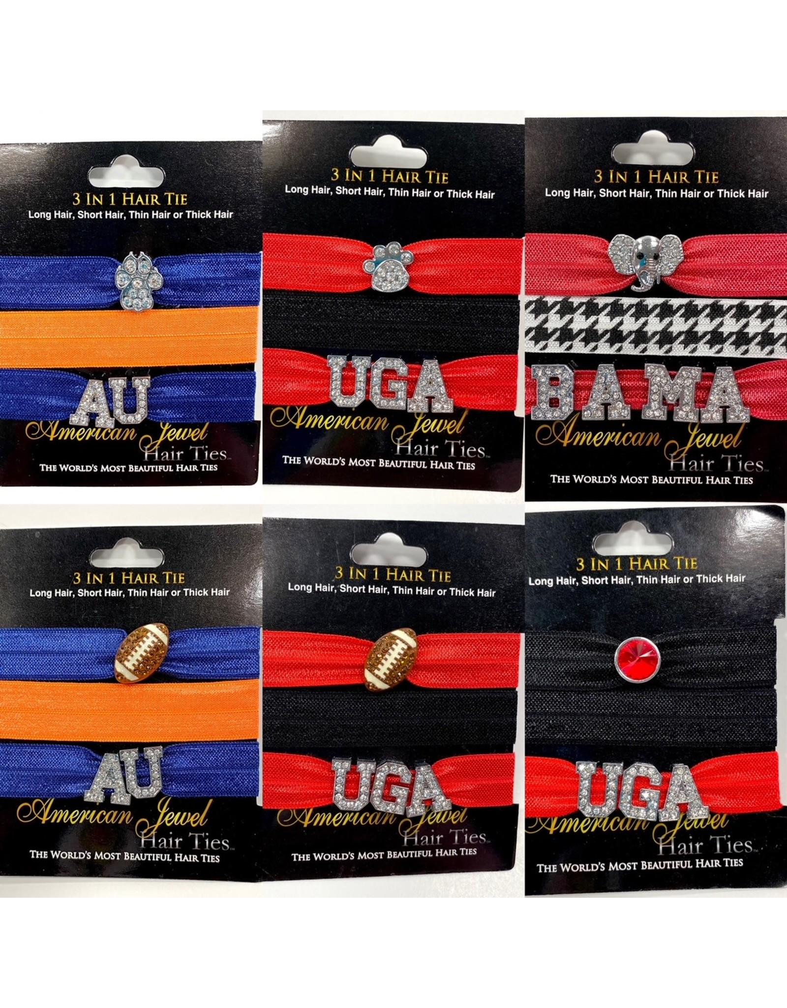 American Jewel American Jewel - SEC 3 in 1