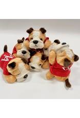 Mascot Factory Plush Chublet - Bulldog