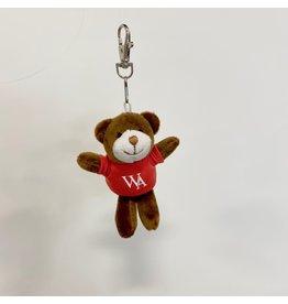 Mascot Factory PLUSH KEYCHAIN BEAR