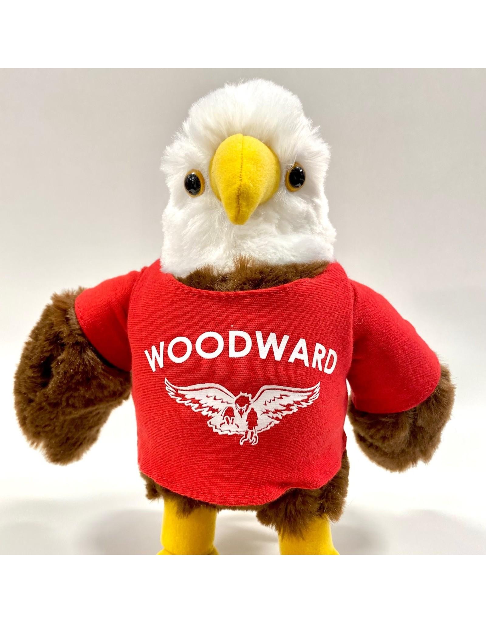 Mascot Factory PLUSH FLOCKSTAR EAGLE