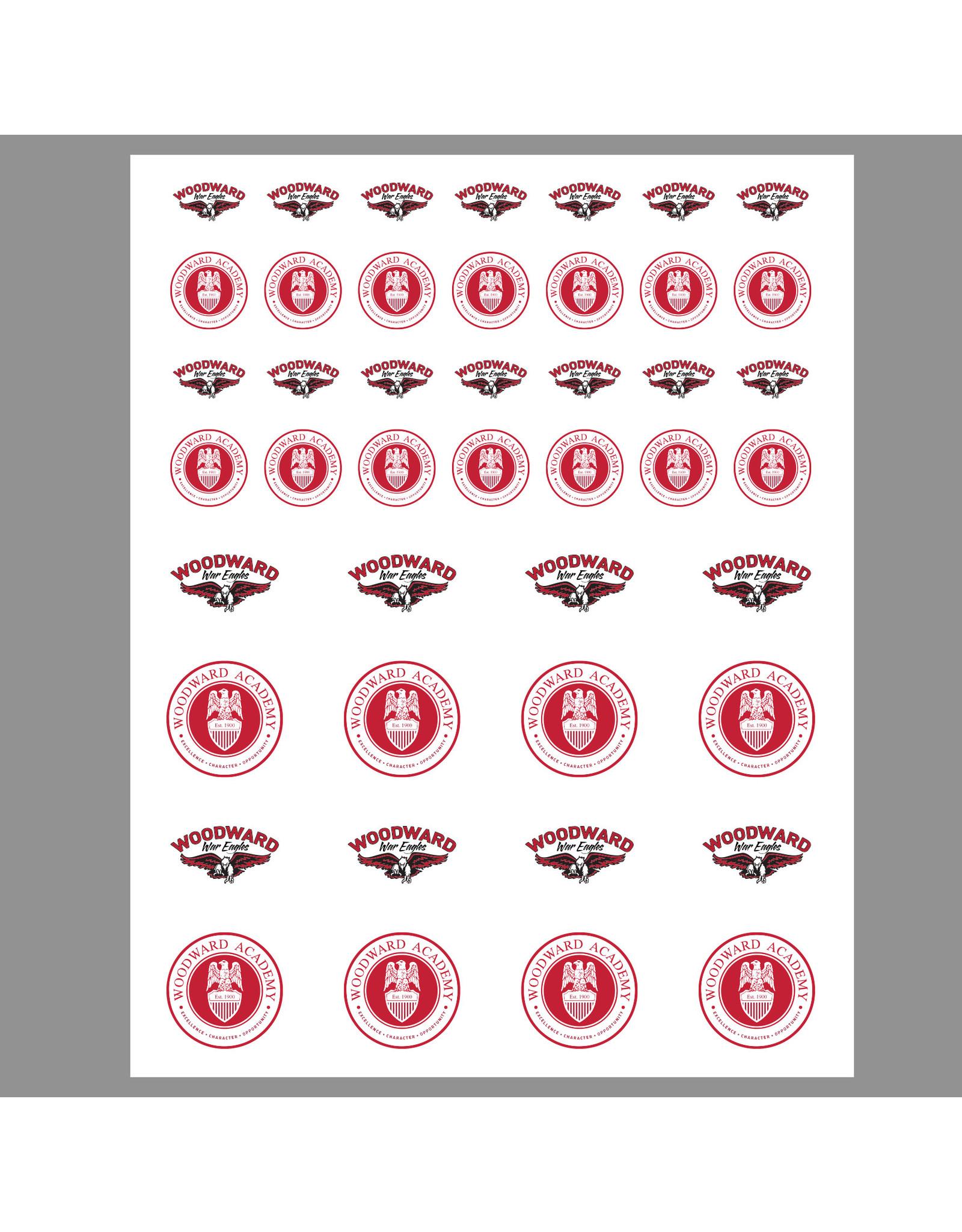 Fanatic Group Sticker Sheet (Qty 2)