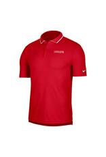 NIKE NIKE UV Collegiate Polo in RED