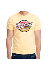 Next Level Next Level Garment Dyed Comfort Tee in Yellow