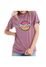 Next Level Next Level Garment Dyed Comfort Tee in Purple