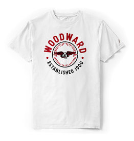 League League T-Shirt in White