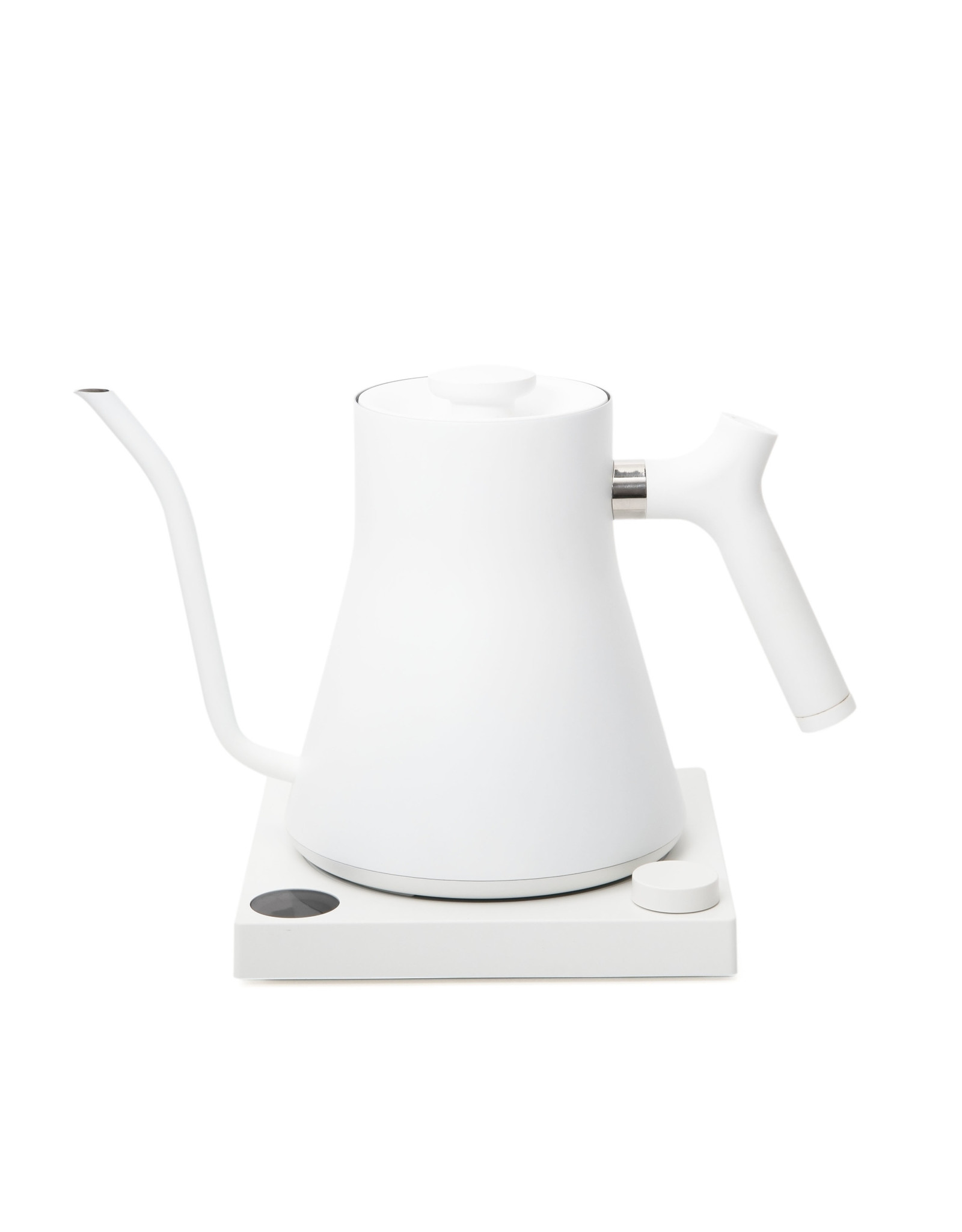 Fellow Stagg EKG Electric Pour Over Kettle, Matte White