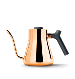Fellow Stagg Pour-Over Kettle, Polished Copper