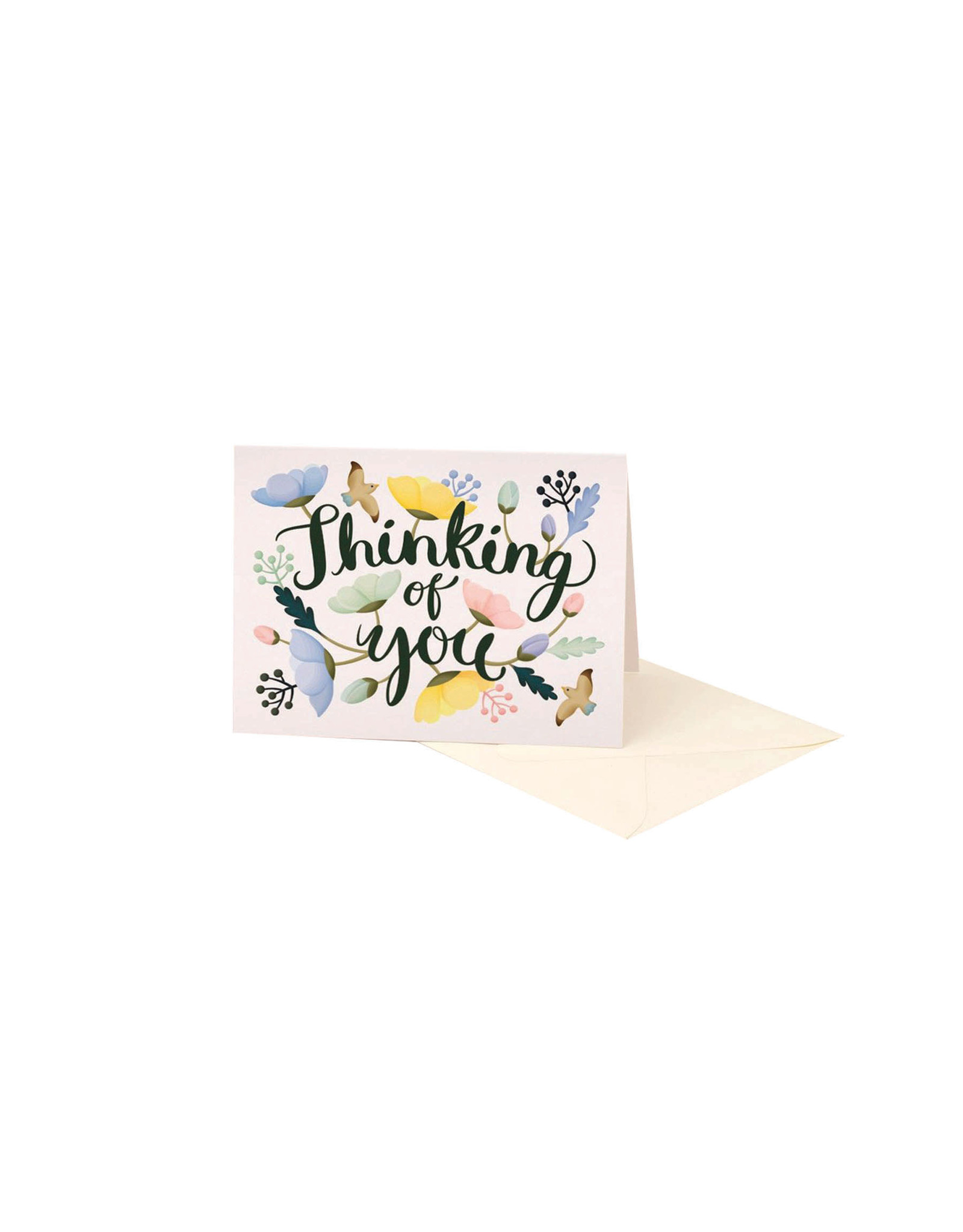 Clap Clap Poppy Thinking of You Card
